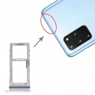 Samsung Galaxy S20 Plus Sim Tray Weiss