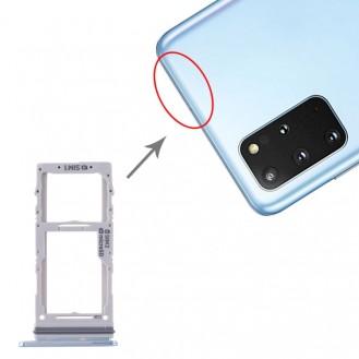 Samsung Galaxy S20 Ultra Sim Tray Blau
