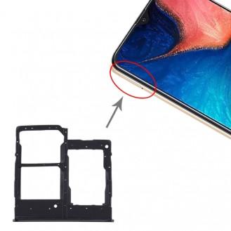 SIM Card Tray + Micro SD Card Tray für Samsung Galaxy A20e