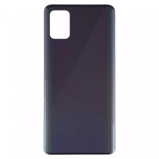 Original Battery Back Cover für Galaxy A51 Schwarz