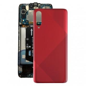 SIM Card Tray + Micro SD Card Tray für Galaxy A70S Rot
