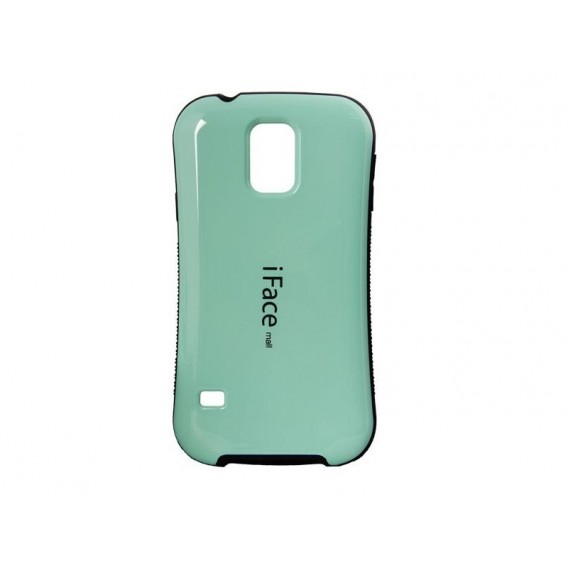 iFace Dual Protect Hard Case Samsung Galaxy S5 I9600 Grün