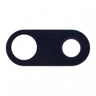 Hinter Kamera Linse für LG V30 Schwarz