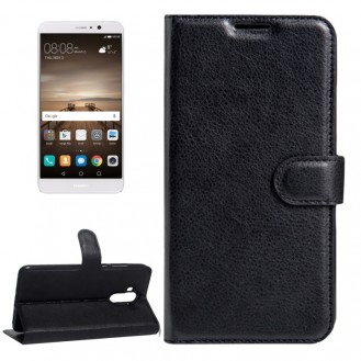 Leder Case Hülle mit Magnetic Buckle Huawei Mate 9