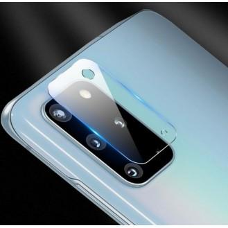 Galaxy S20 Plus 9H Rear Kamera Lens Flexible Tempered Glass Film