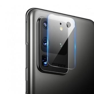 Galaxy S20 Ultra 9H Rear Kamera Lens Flexible Tempered Glass Film