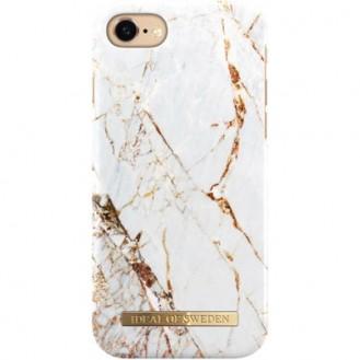 iDeal of Sweden - iPhone 8/7/6/6s Hardcase Hülle - Carrara Gold