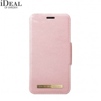 iDeal of Sweden - iPhone Xs Max 2in1 Tasche + Hülle Fashion Wallet - Rosa