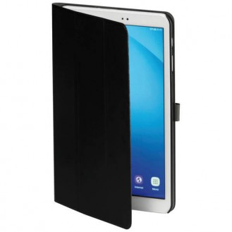 Vivanco Folio Case für Samsung Galaxy Tab A 10.1, Schwarz