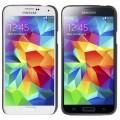 Schwarz Hard Rutschfeste Oberfläche Schutzhülle Samsung Galaxy