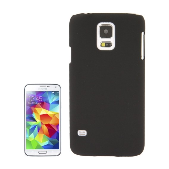 Schwarz Hard Case Cover Samsung Galaxy S5