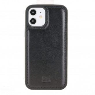 Flex Cover Back Leder Case für iPhone 12 & Pro