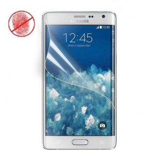 Matt Anti Glare Schutzfolie Displayfolie Galaxy Note Edge