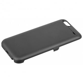 iPhone 6/6s Externer Akku Schwarz Case