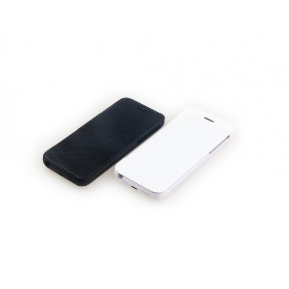 iPhone 6/6s Externer Zusatzakku Hülle Weiss