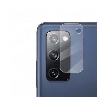 9H 2.5D Round Edge Rear Kamera Linse Tempered Glass Film für Samsung Galaxy S20 FE