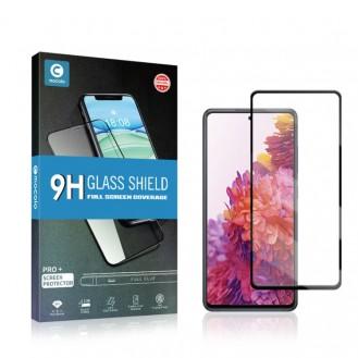 9H 2.5D Full Glue Silk Print Tempered Glass Film für Samsung Galaxy S20 FE