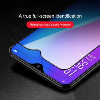 9D Full Glue Full Screen Tempered Glass Film für iPhone 12 Pro Max