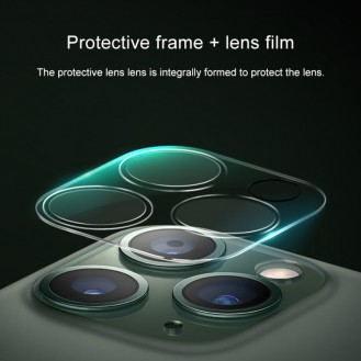 iPhone 12 Pro Max HD Rear Kamera Linse Protector Tempered Glass Film