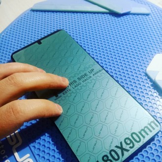 iPhone 12 Mini  Schutzfolie, Lensun Ultra-Clear Nano Displayschutzfolie
