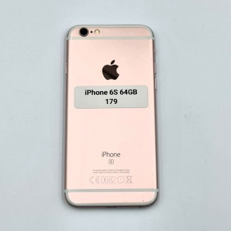 iPhone 6S 64GB Rosegold Occasion
