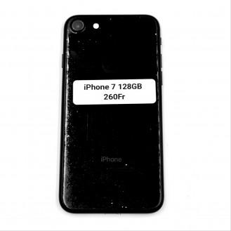 Apple iPhone 7 128GB Jet Black Occasion
