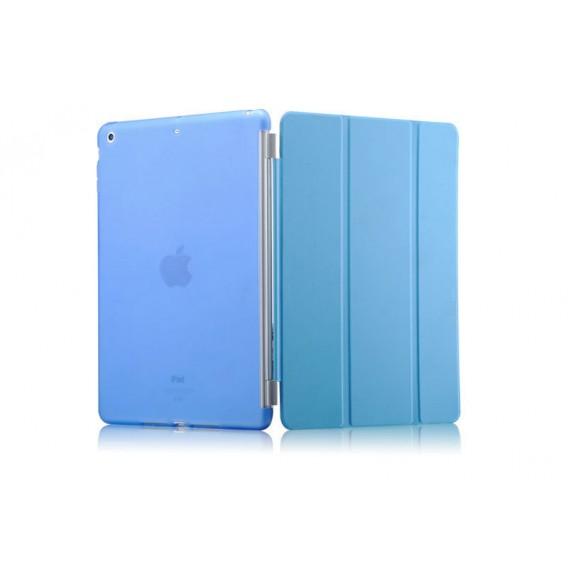 iPad Air 2 Smart Cover Case Hell Blau