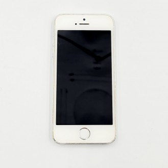 Apple iPhone 5S 32GB Silber Occasion
