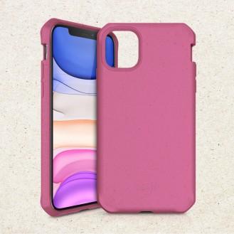 Itskins Feronia Bio Back Cover für das iPhone 11 Pro Max Pink