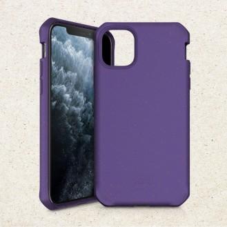 Itskins Feronia Bio Back Cover für das iPhone 11 Pro Max Lila