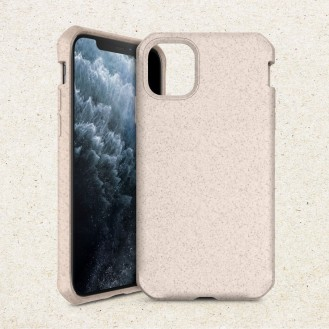 Itskins Feronia Bio Back Cover für das iPhone 11 Pro  Sand