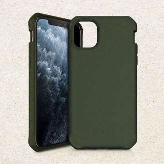 Itskins Feronia Bio Back Cover für das iPhone 11 Pro  Grün