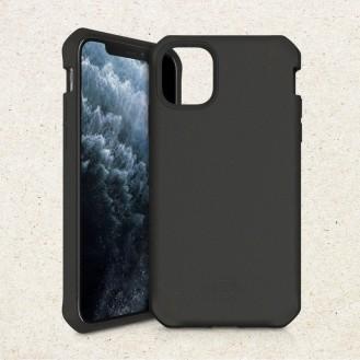 Itskins Feronia Bio Back Cover für das iPhone 11 Pro  Schwarz