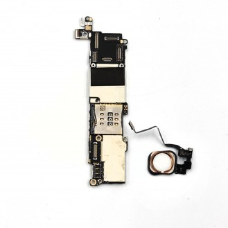 Original Apple iPhone 5 SE Platine 32GB Logic- Main Board Ausgebaut