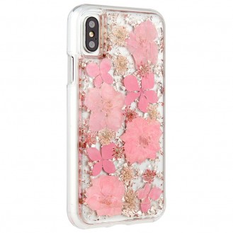 CASE-MATE Flowers Cover IPhone X / Xs