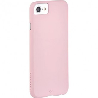 Case Mate Barely - iPhone SE 2020 , iPhone 7, 8 Hardcase Hülle Pink