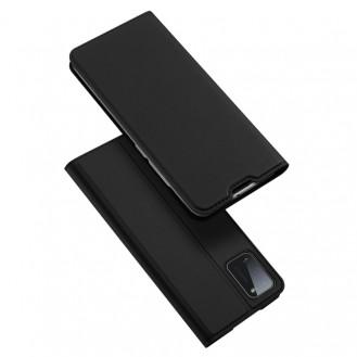 DUX DUCIS Bookcase schutzhülle Aufklappbare hülle für Samsung Galaxy A41 Schwarz
