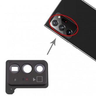 Samsung Galaxy Note 20 Ultra Kameraglas Kameralinse mit Rahmen