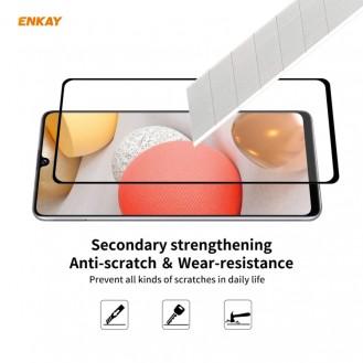 Samsung Galaxy A42 Panzerfolie Schutzfolie Schutzglas 9H Glas