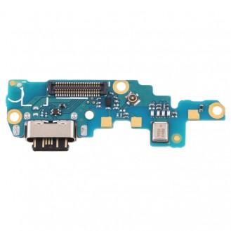 Micro USB Ladebuchse Mikrofon Platine Nokia 6.1 Plus