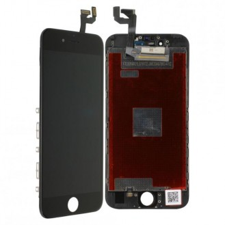 Schwarz LCD AAA Display iPhone 6S Werkzeug
