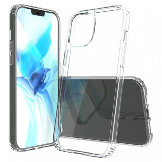 iPhone 12 Pro Max Outdoor TPU-Hülle und Anti-Drop (transparent)