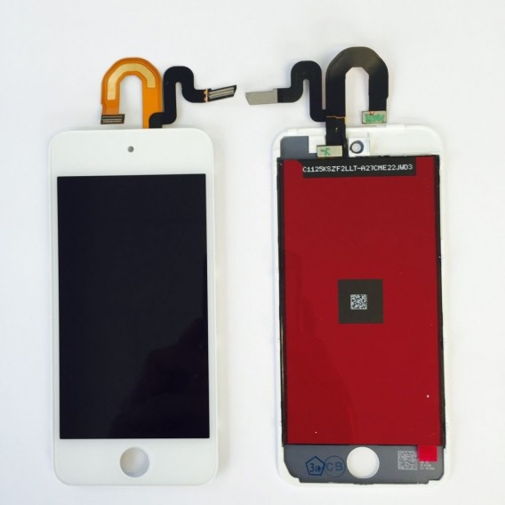 iPod Touch 5 Display LCD Weiss
