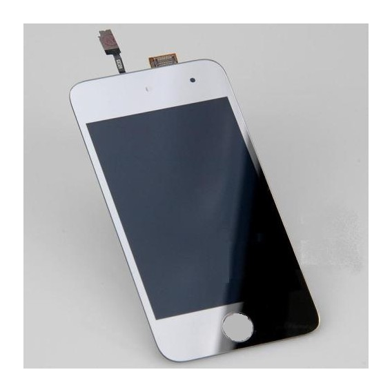 Silber LCD Display Touchscreen iPod Touch 4 4G