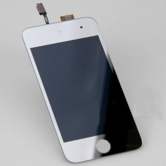 More about Silber LCD  Display Touchscreen iPod Touch 4 4G