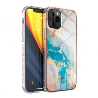 iPhone 12 und 12 Pro TPU Silikon Hülle Marmor