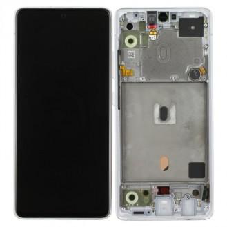 Samsung Galaxy A51 5G A516F LCD Display Serviceware, Weiss