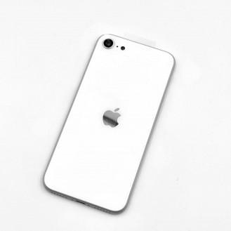 iPhone SE 2020 Backcover Gehäuse Akkudeckel in Weiss