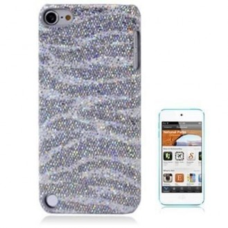 Glitzer Hard Case Hülle iPod Touch 5