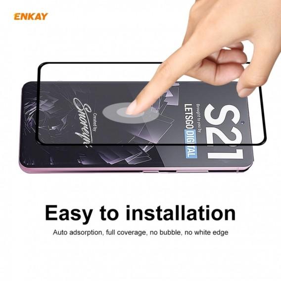 Samsung Galaxy S21 Panzerfolie Schutzfolie Schutzglas 9H Glas